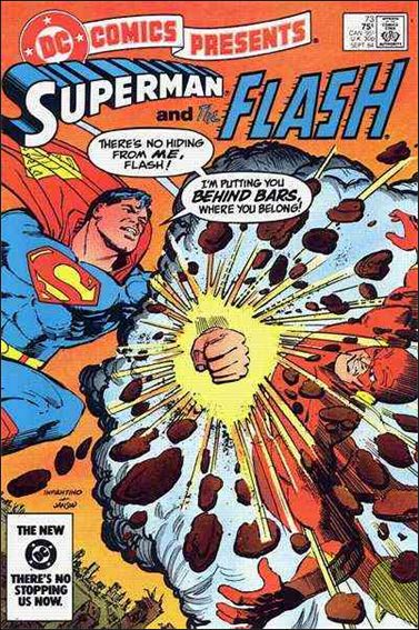 DC Comics Presents (1978) 73-A by DC