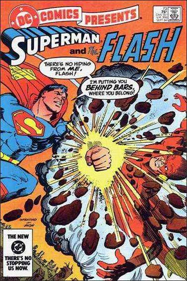 DC Comics Presents (1978) 73-A by DC