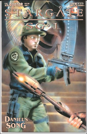 Stargate SG-1: Daniels Song 1-B by Avatar Press