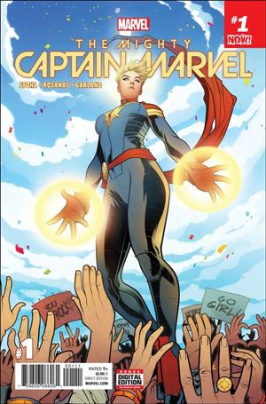 Mighty Captain Marvel 1-A