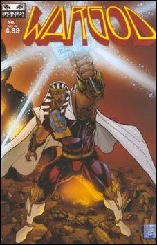 Wargod 1-A by Speakeasy Comics