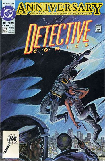 Detective Comics (1937) 627-A by DC