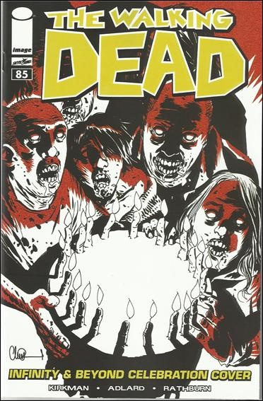 Walking Dead (2003) 85-C by Image
