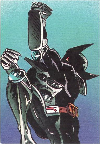 ShadowHawk (Base Set) 32-A by Comic Images