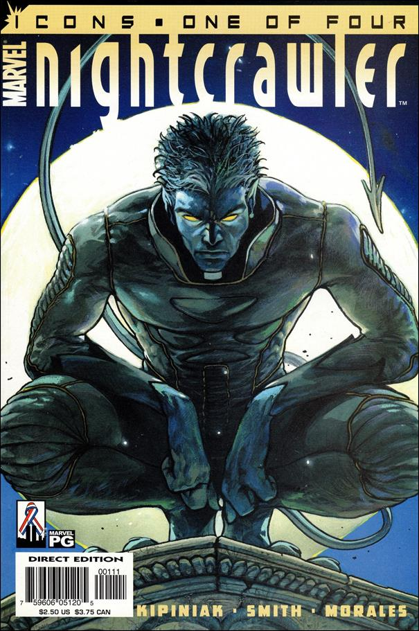 Nightcrawler (2002) 1-A by Marvel