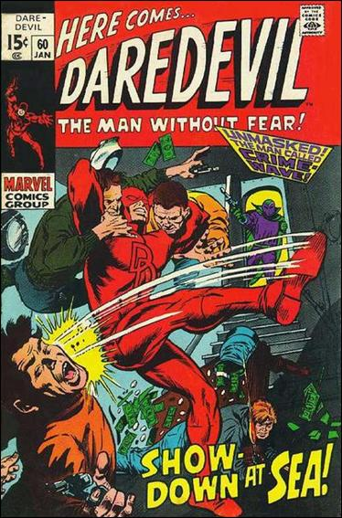 Daredevil (1964) 60-A by Marvel