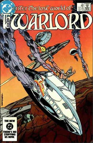 Warlord (1976) 85-A by DC