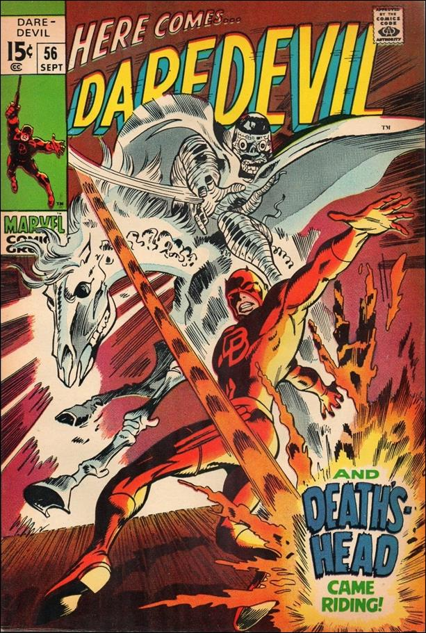 Daredevil (1964) 56-A by Marvel