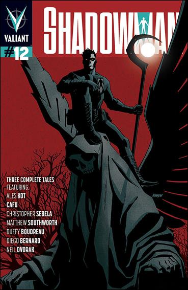 Shadowman (2012) 12-A by Valiant Entertainment