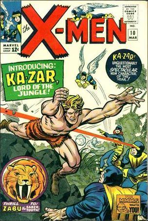 X-Men (1963) 10-A