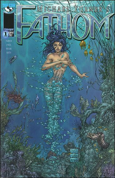 Fathom (1998) 1-A by Top Cow
