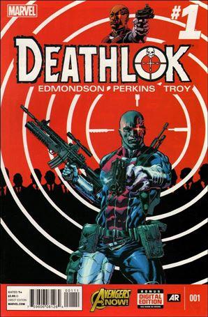 Deathlok (2014) 1-A