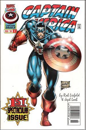 Captain America (1996) 1-C