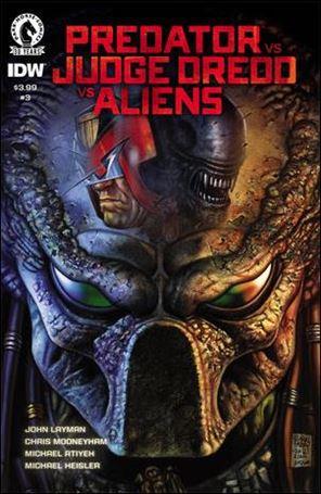 Predator vs. Judge Dredd vs. Aliens 3-A