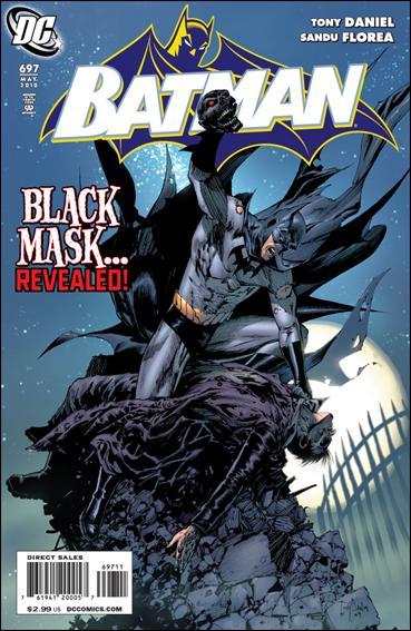 Batman (1940) 697-A by DC