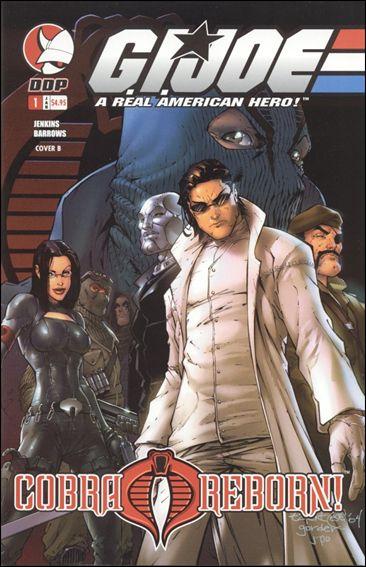 G.I. Joe: Cobra Reborn 1-B by Devil's Due