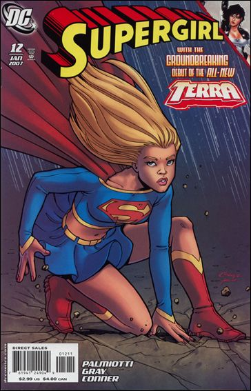 Supergirl (2005) 12-A by DC