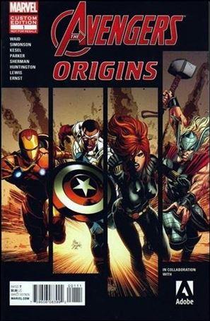 Avengers Origins 1-A
