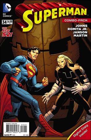 Superman (2011) 34-B