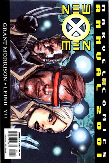 New X-Men Annual 1-A by Marvel