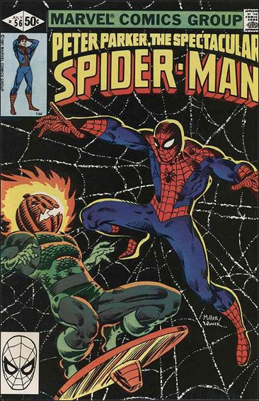 Spectacular Spider-Man (1976) 56-A by Marvel