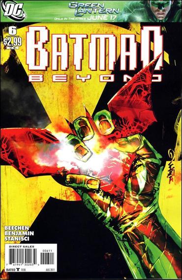 Batman Beyond (2011) 6-A by DC