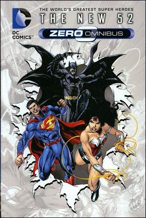 DC Comics: The New 52 Zero Omnibus 1-A by DC