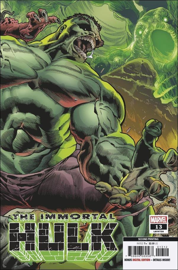 Immortal Hulk 13-C by Marvel