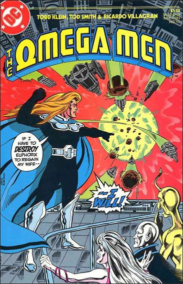 Omega Men (1983) 15-A by DC