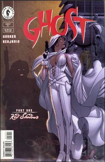 Ghost (1998) 12-A by Dark Horse