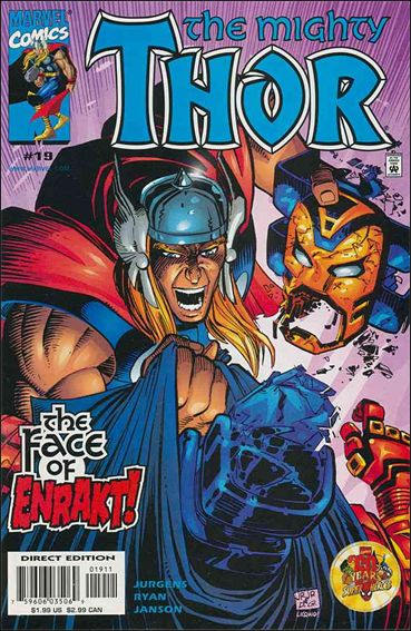 Thor (1998) 19-A by Marvel