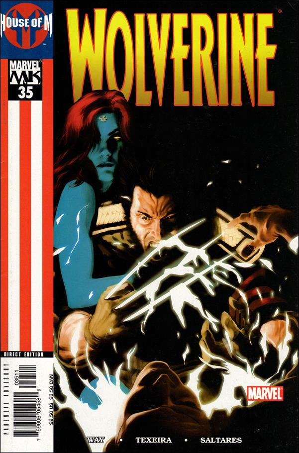 Wolverine (2003)  35-A by Marvel