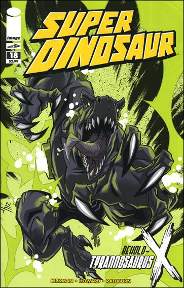 Super Dinosaur 18-A by Skybound Entertainment