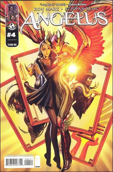 Angelus 4-A by Top Cow