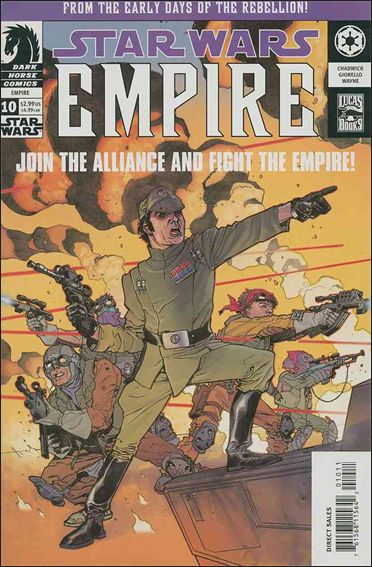 Star Wars: Empire 10-A by Dark Horse