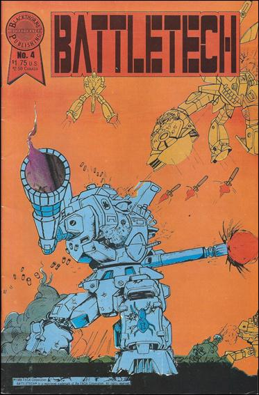 BattleTech 4-A by Blackthorne