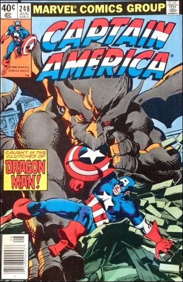 Captain America (1968) 248-A by Marvel