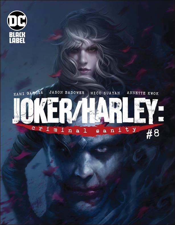 Joker/Harley: Criminal Sanity 8-A by DC Black Label