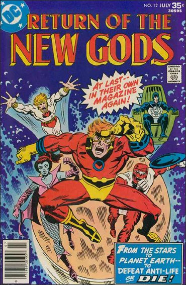 New Gods (1971) 12-A by DC