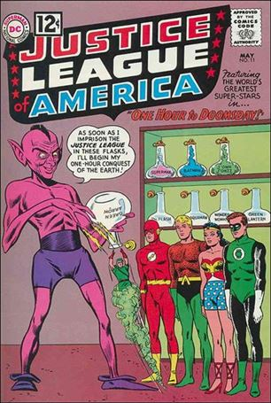 Justice League of America (1960) 11-A