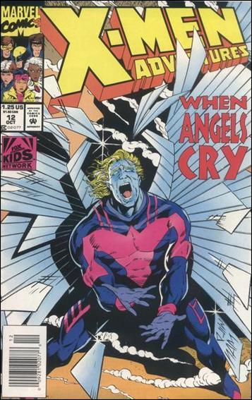 X-Men Adventures (1992) 12-A by Marvel