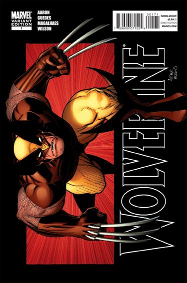 Wolverine (2010) 1-B by Marvel