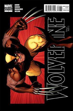 Wolverine (2010) 1-B