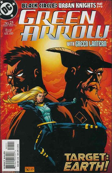 Green Arrow (2001) 25-A by DC