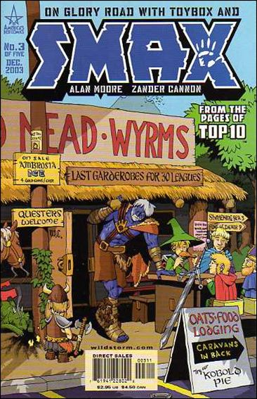 Smax 3-A by America's Best Comics