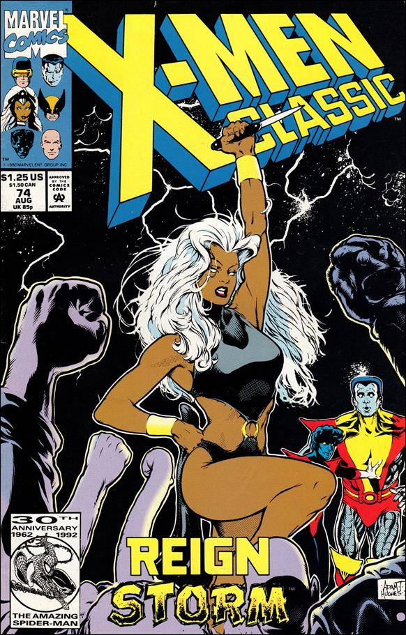 X-Men Classic 74-A by Marvel