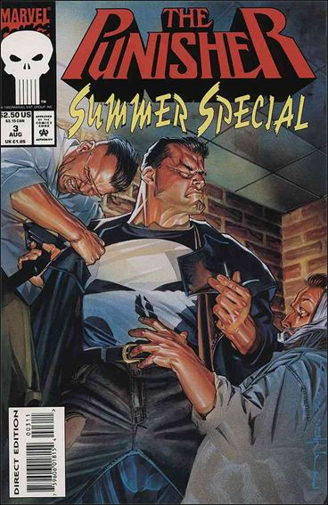 Punisher Summer Special 3-A by Marvel