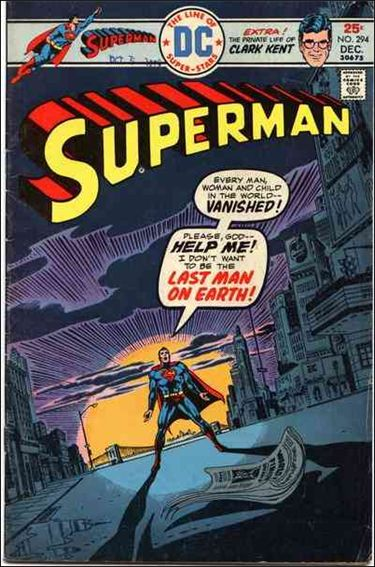 Superman (1939) 294-A by DC