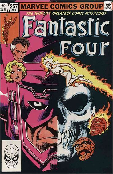 Fantastic Four (1961) 257-A by Marvel