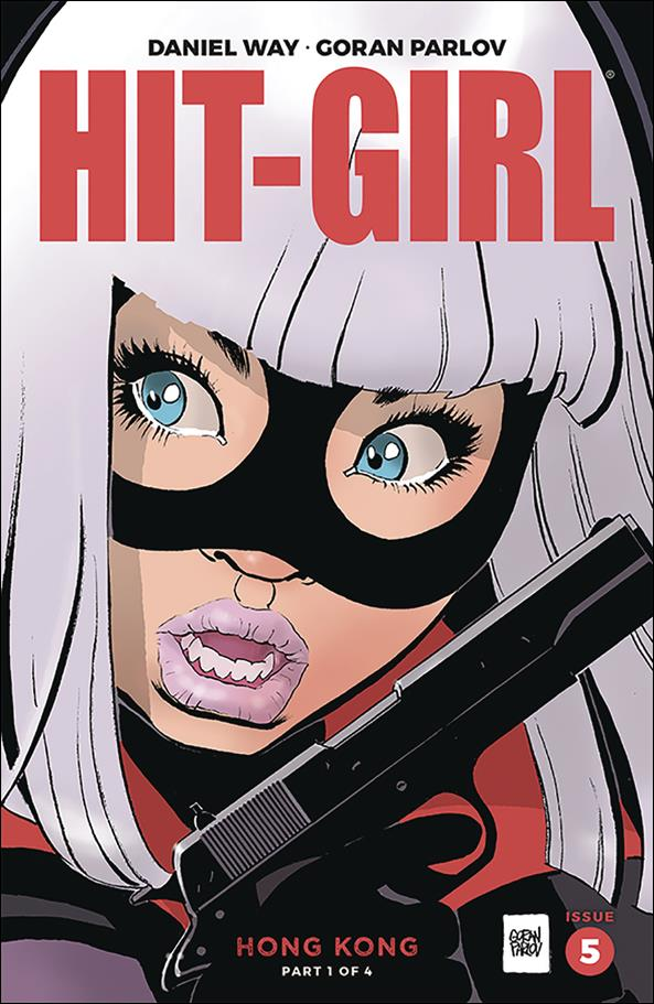 Hit-Girl Season Two 5-A by Image